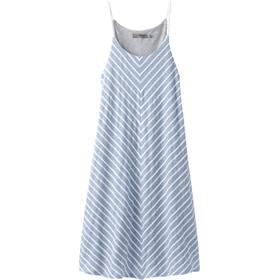 Prana Seacoast Dress Women Sunbleached Blue